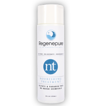 Hair Loss Treatment Shampoo for Men and Women by Regenepure